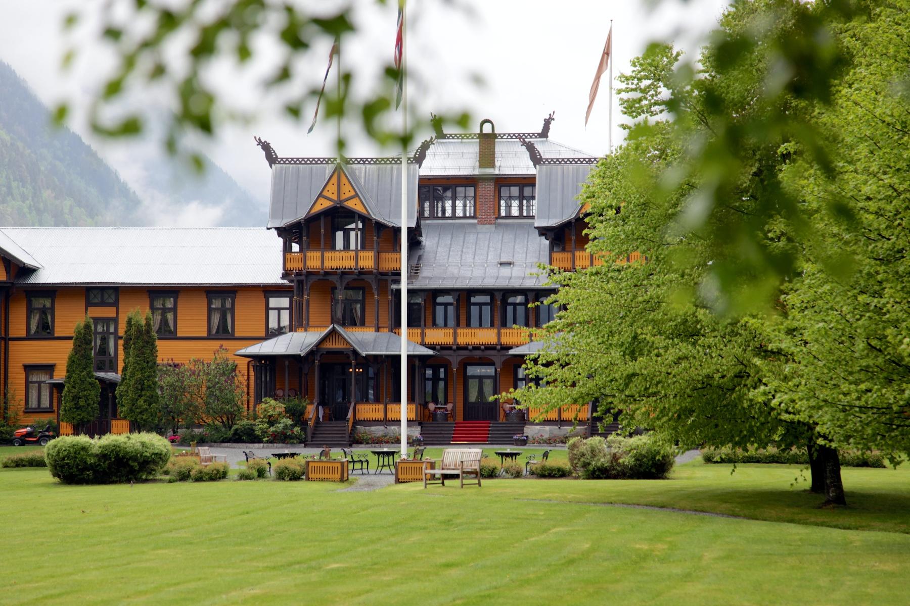 historiske hotel